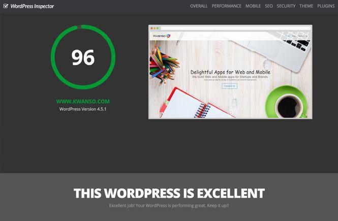 WordPress Inspector que plugins hacen lenta tu web