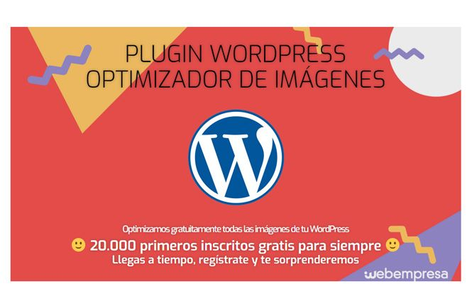 Optimizador de imágenes en la nube de webempresa