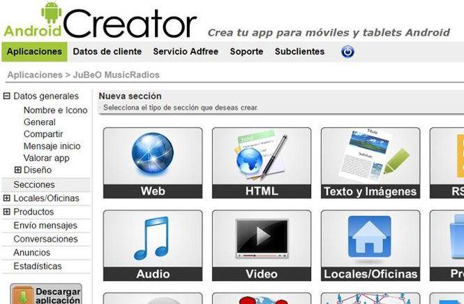 Cómo crear una app para tu web