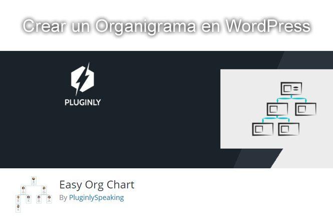 crear un Organigrama para tu empresa con WordPress