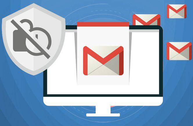 Enviar mensajes en el modo confidencial de gmail
