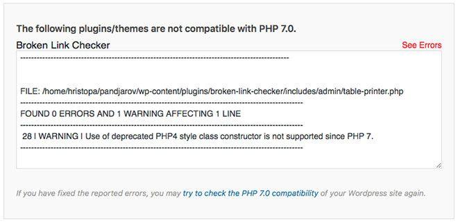 Incompatibilidad de plugins o temas