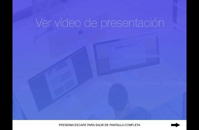 Crear presentación multimedia con Acrobat DC