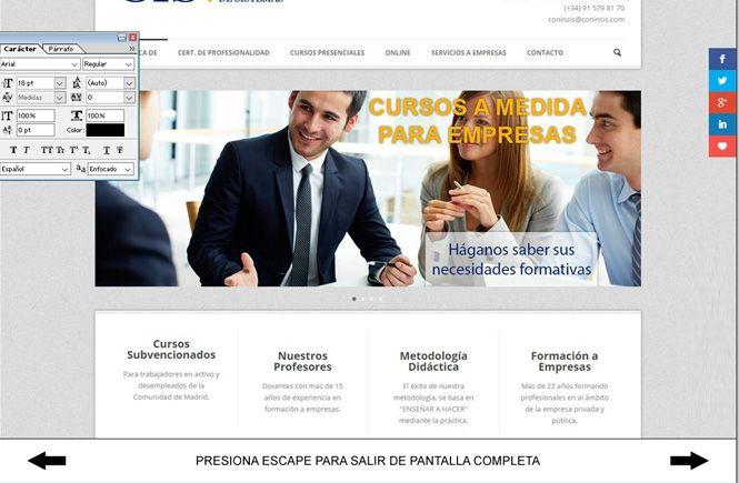 Preparar el PDF multimedia con Acrobat para nuestros servicios