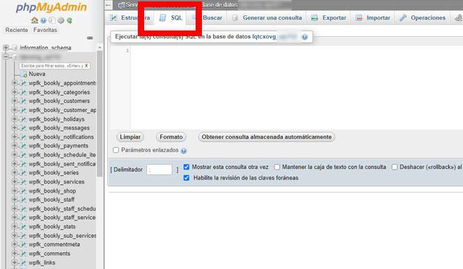 Crear un usuario Administrador desde la Base de Datos